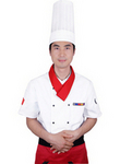 高级西点烘焙技师:杨招兵
