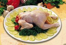 批发生鲜鸡肉(冷冻)