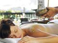 女子巴厘岛式风情异性spa