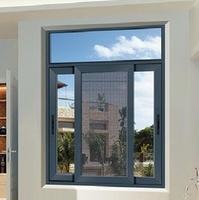 平移金钢网纱窗