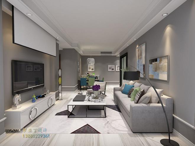 客厅装修设计 什么样的客厅设计才适合聚会?