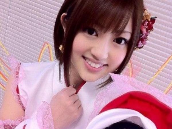 日本女星菊地亚美