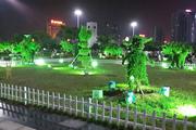 城市LED照明用防水插头