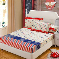 床上用品印花1