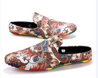 鞋 数码印花